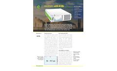 Eco Physics - Model nCLD 82 Mh - Modular Gas Analyzer - Brochure
