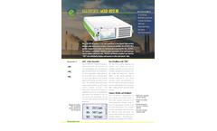 Eco Physics - Model nCLD 822 M - Modular Gas Analyzer - Brochure