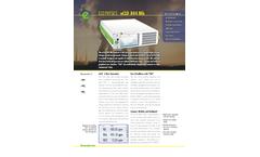 Eco Physics - Model nCLD 844 Mh - Modular Gas Analyzer - Brochure