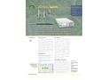 Eco Physics - Model Liquid NO nCLD 88 - Nitric Oxide Analyzer for Liquid NO Samples - Brochure