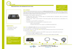 ORION - Air or Water Tightness Tests Equipment Brochure