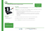 Little Cam - Model 3 - Push Rod Pan and Tilt Camera Brochure