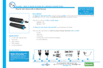 Plugs - Multi-Size Plugs of Larger Diameters - Datasheet