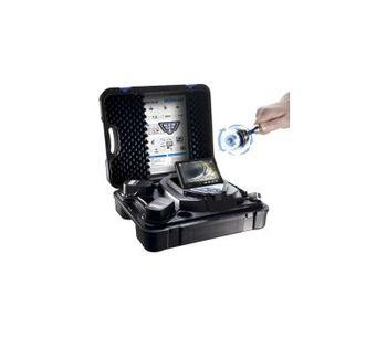 Little Cam - Model 3 - Push Rod Pan and Tilt Camera