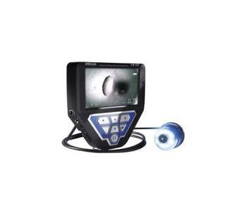 Little Cam Expert - Modular Push Rod Pan and Tilt Camera