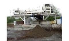 Centrifuge Bio Solids Dewatering - Video