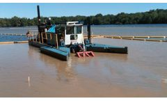 SpinPro - Dredging Inside Turbidity Curtains