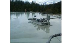 SpinPro - Hydraulic Dredging Mine Sediment