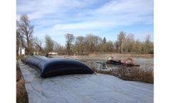 SpinPro - Environmental Dredging into Dewatering Tube