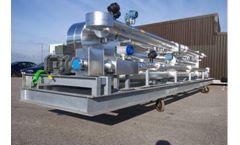 Esterification Reactors - Continuous
