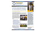 CentraSep Company Profile - Brochure