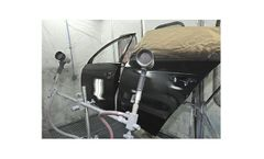 CentraSep - Automotive Water Wash / Water Curtain Paint Booth Water Filtration System