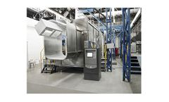 CentraSep - Industrial Water Wash / Water Curtain Paint Booth Water Filtration System