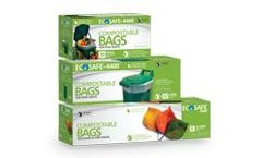 EcoSafe - Retail Compostable Bags