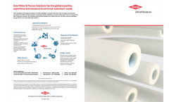 Ultra Filtration Systems (UF) Brochure