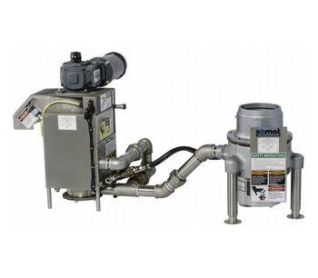 Somat - Model MP4/B-5 - Food Waste Reduction System