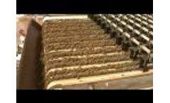 Charter Machine - Gravity Belt Thickener - Video