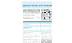 Organica Operational Supervision Services - Brochure