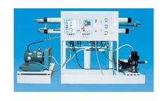 ForeverPure - Model 3,000-10,000 GPD - Seawater Desalination System