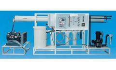 ForeverPure - Model 10,000-20,000 GPD - Seawater Desalination System