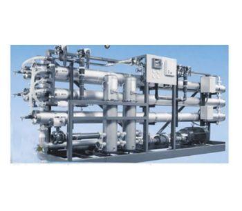 Model 20,000~40,000 GPD  - Brackish Water Desalination System