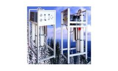 Model 1,000~10,000 GPD  - Commercial Reverse Osmosis System