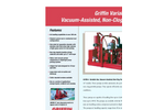 Griffins - Variable-Use, Vacuum-Assisted, Non-Clog Pumps Brochure