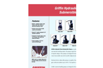 Griffin - Hydraulic Driven Submersible Pumps Brochure