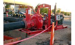 Custom Dewatering Pump Fabrication