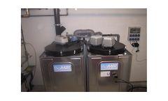 BusseMF - Membrane Based Small Sewage Treatment Plant