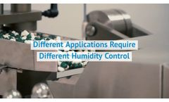 Humidity Control Solutions from Air Innovations - Video