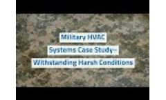 Military Environmental Control Units (ECUs) | Air Innovations - Video