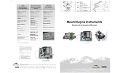 Mount Sopris - Model MX Series - Winches Brochure