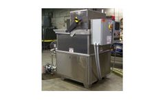 Model E-100 H/O HS - Hot Shot Wastewater Evaporator