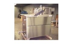 Model E-200 HS - Hot Shot Wastewater Evaporator