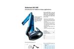 Nederman Extraction Arm NEX MD Data Sheet (PDF 316 KB)