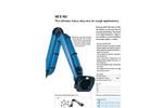 Nederman Extraction Arm NEX HD Data Sheet (PDF 311 KB)