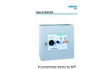 Fan Starter Brochure (PDF 187 KB)
