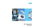 Modular Filter System for capture at source brochure (PDF 820 KB)