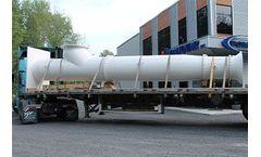 Danovar - Model VTP - Mix-Flow Vertical Turbine Pumps