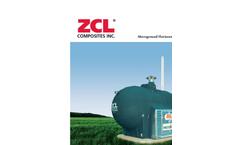 ZCL Protektor II Horizontal Drain Tanks Brochure