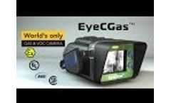EyeCGas - Infrared Gas Imaging Camera Video