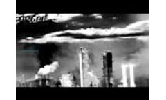EyeCGas 2.0 Oil Refinery Detection Video