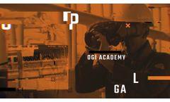 Opgal OGI Academy - Sensitivity - Video
