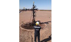 Methane gas leak detection