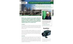 OGI Cameras for Regulatory Compliance & Leak Detection - Case Study