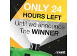 24 hours remaining to try and win a FREE EYEYGAS MINI OGI camera!