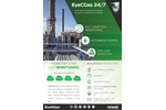 EyeCGas 24/7 - Optical Gas Imaging (OGI) Camera for Automated Continuous Gas Leak Detection - Brochure