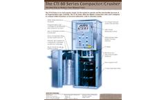 Model CTI60 - 8560 - In-Drum Compactors & Drum Crushers Brochure