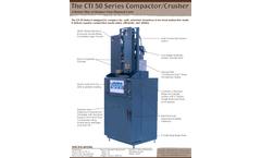 Model CTI 50 -8550 - Compactor Brochure